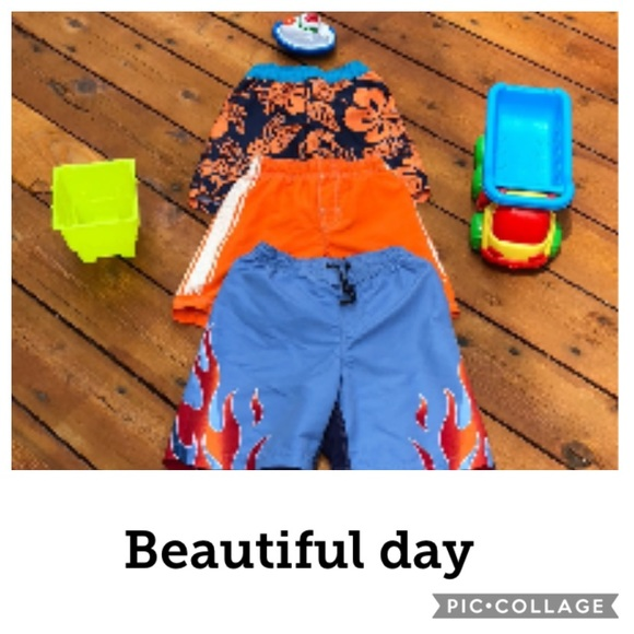 The Children's Place Other - 🌴HP🌴Boy's Swim Trunk Bundle 6/9/18